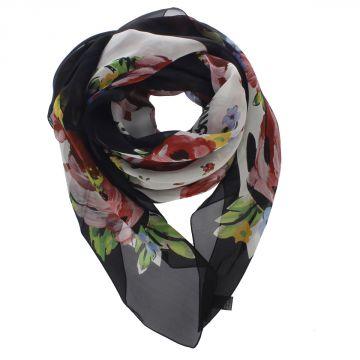 140x140 cm Silk Foulard