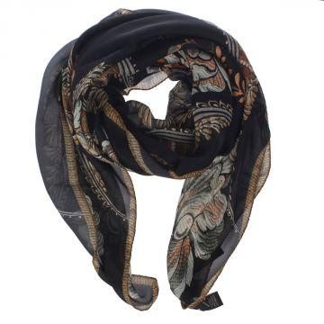 Foulard in Seta 120x 120 cm