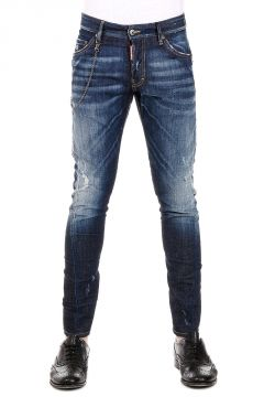 Jeans in Denim Stretch 16 cm
