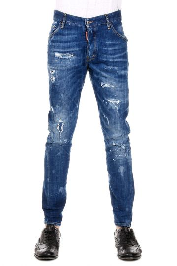 Jeans CLASSIC KENNY in Denim Stretch 16 cm