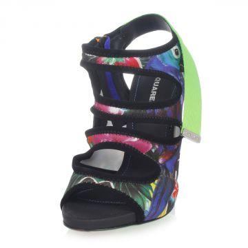 Sandalo SURFERS'S PARADISE  Tacco 12 cm