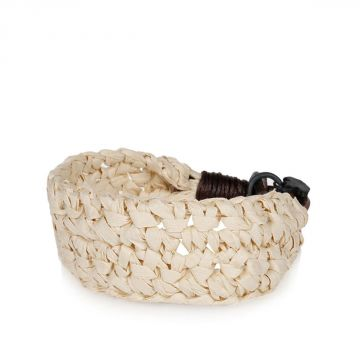 Paper Woven Armlet
