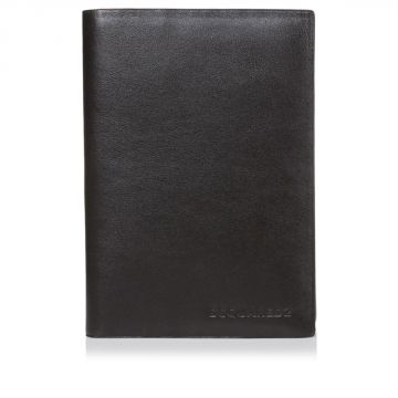 Leather Business Card and Passport Holder