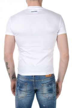 T-Shirt Stampata Chic Dan Fit