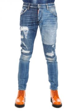 Jeans CLASSIC KENNY Twist Jean in Denim 18 cm