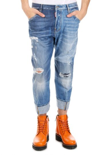 20 cm Denim WORK WEAR Jean Jeans