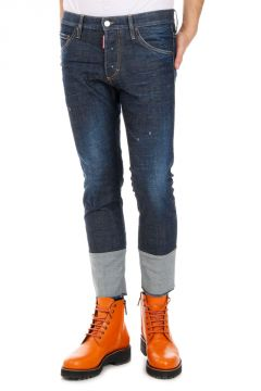 17 cm Stretch Denim Skinny Jean Jeans