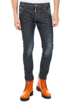 Jeans M.B. JEAN in Denim Stretch 17 cm