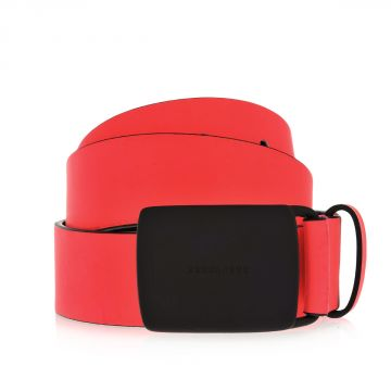 33MM Fluo Leather Belt
