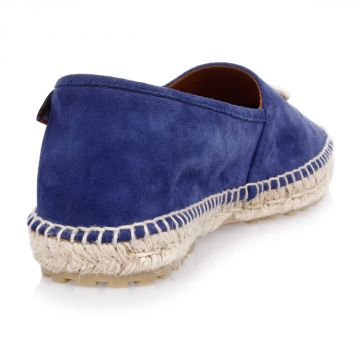 Espadrillas BOAT in Suede con Conchiglie
