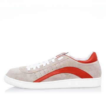 TRAX Suede Sneakers