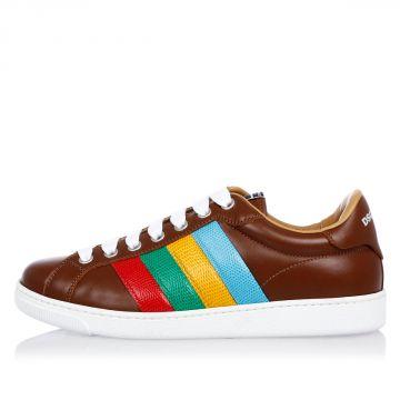 Sneakers SANTA MONICA in Pelle