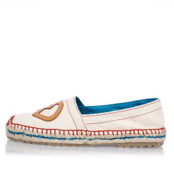Espadrilles in Canvas