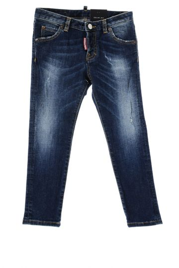 Jeans in Denim stretch 11 cm