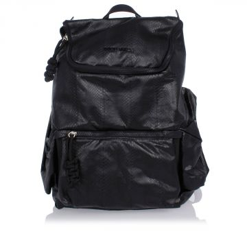 Snake Leather Back Pack