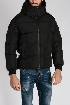 FIGHTERS Hooded Down Jacket