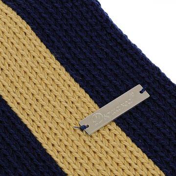 Sciarpa in Lana Bicolor 160 x 7 cm