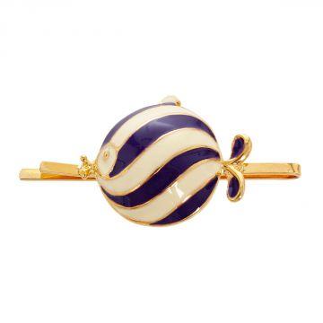 Brass Hair Clip