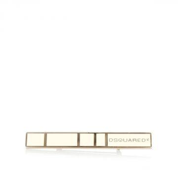 Logoed Brass Brooch