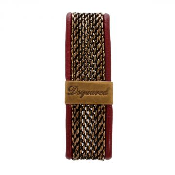 Logoed brass Bracelet
