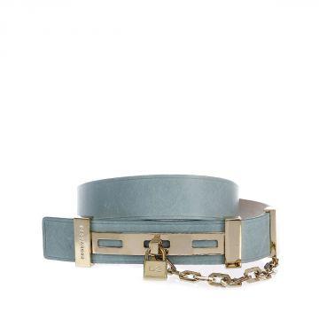 Cintura da Vita Con Strass 4 cm