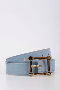 35mm Suede Belt