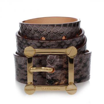 Leather Belt 35 mm
