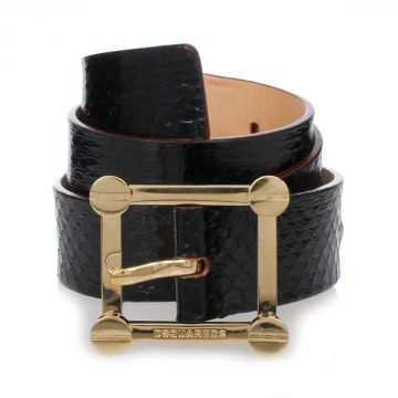 Leather Belt 35 mm