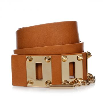 Leather Belt 45 mm