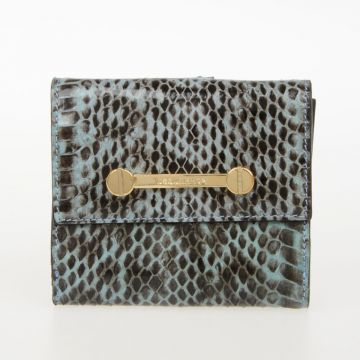 Reptile Leather Wallet