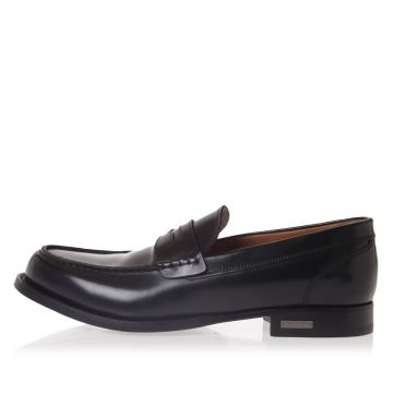 Loafer Leather Shoes