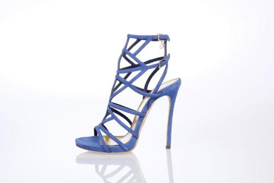Sandali con Tacco Alto 12 cm