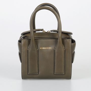 Borsa Bauletto in Pelle