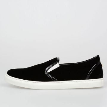 Velvet TUX Slip On sneakers