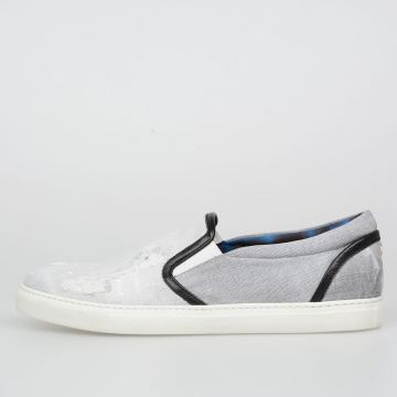 Fabric Jeans sneakers