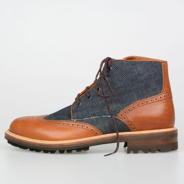 Scarpa OTHELLO In Pelle Jeans