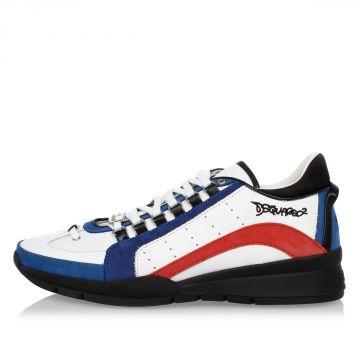 Sneakers 551 in Pelle