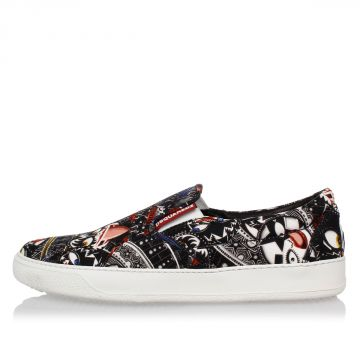 Sneakers TEDDY BEAR slip on a Fantasia