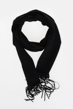 Suede Leather Scarf 200 x 17 cm