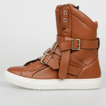 Leather DOVER high Sneakers