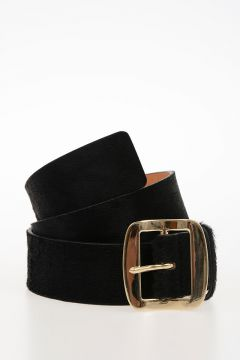 40mm Pony Skin Belt
