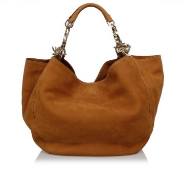Shoulder Bag in Leather