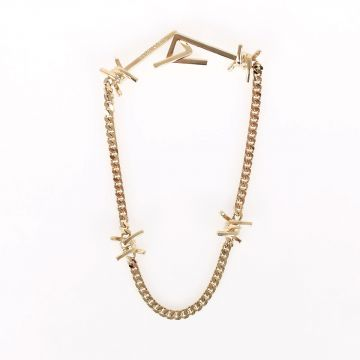 Brass BABE WIRE Chain