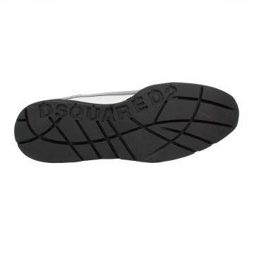 Sneakers 551 in Pelle E Tessuto