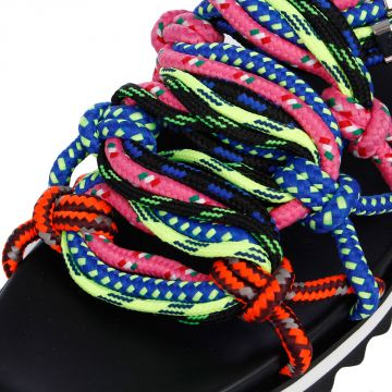 BUNGY HIKE Sandals with Technical Laces