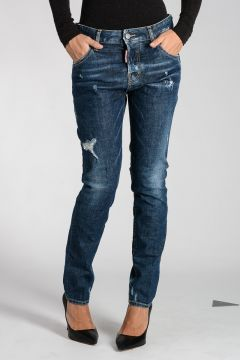 Jeans COOL GIRL in Denim Stretch 15 cm