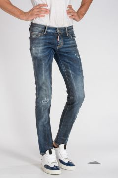 Jeans SLIM in Denim Stretch 16 cm