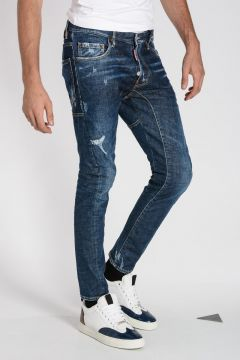 Jeans TIDY BIKER JEAN in Denim Stretch 16 cm