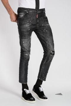 16 cm stretch Denim TIDY BIKER Jeans