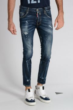 15 cm Stretch Denim SKATER Jeans